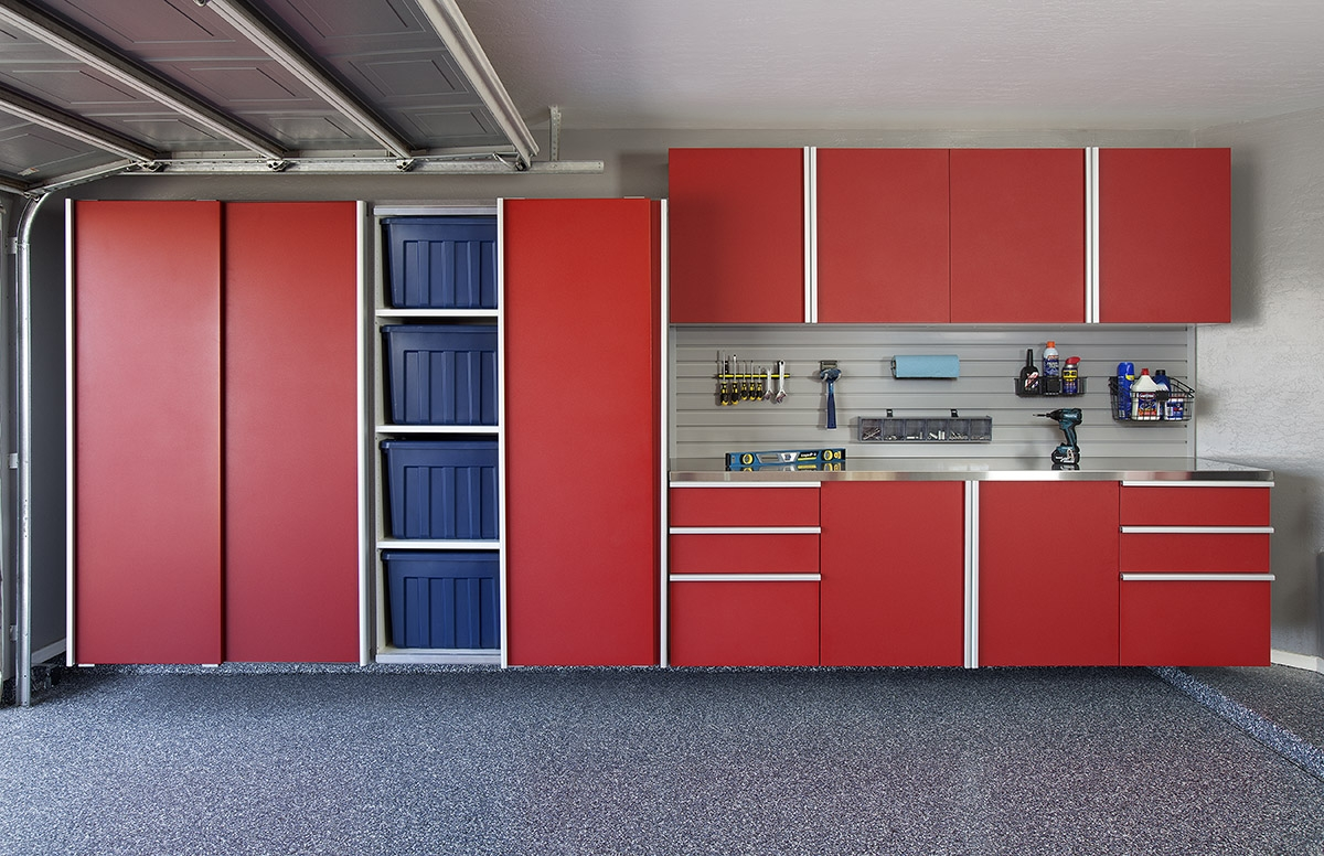 Garage Storage. Garage Makeovers. Garage Cabinets
